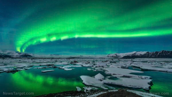 Not an aurora? New research concludes that thin ribbons of ...