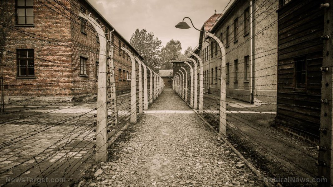 Image: CHILD QUARANTINE CAMPS: CDC opens up FEMA camps to hold children who might have been exposed to COVID-19
