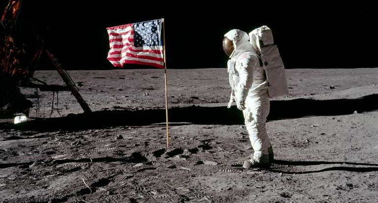 Image: NASA-Space Force agreement may pave the way for a military moon base