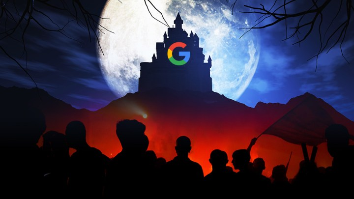 Image: Google has a financial interest to push the pandemic and the covid-19 vaccine experiments