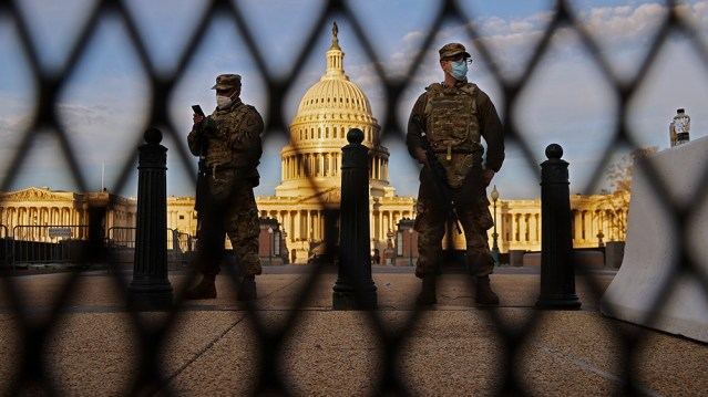 """Image: Situation Update, Jan. 16th, 2021 – """"Operation Trust"""" psyop revealed, DC prepares for large-scale WAR"""