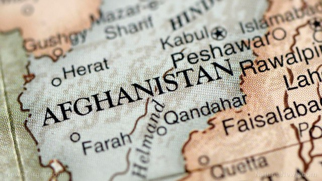 Image: Countries in Central Asia and Europe are worried Afghanistan chaos will spread
