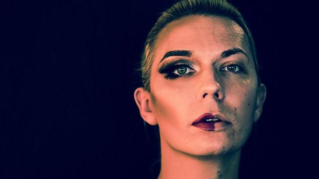 "Image: Transgender activist orders female rape victims to allow biological male ""trans"" freaks in female rape crisis centers"