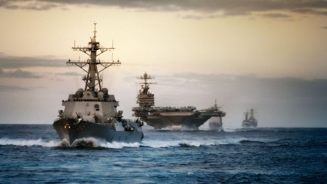 Image: U.S. Navy commander sounds the alarm on mandatory COVID vaccine for all military: It will create a national security crisis