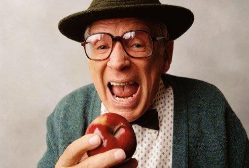 Necesidades nutricionales del anciano