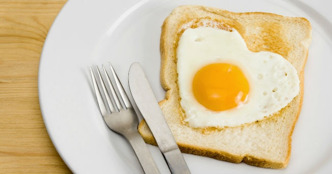 ¿El huevo aumenta el colesterol?