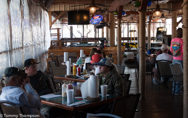 Who Dat Bar Amp Grille At Good Times Marina Steinhatchee Florida A Good Choice For Lunch Or