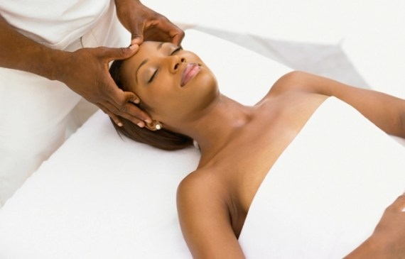 benefits of scalp Massage Scalp with Natural Oils