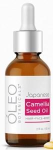 Oleo Botanicals JapaneseCamellia Seed Oil