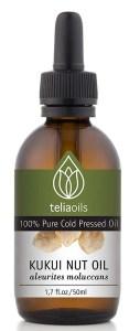 Telia Oils Kukui Nut Oil