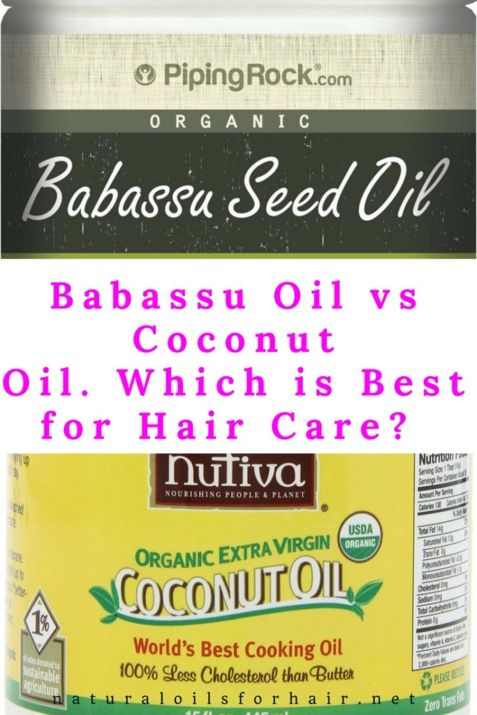 Babassu Oil vs Coconut Oil. Which is Best for Hair Care?