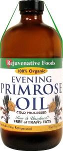 Rejuvenative Foods Evening Primrose Oil