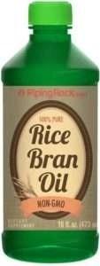 Piping Rock Rice Bran Oil
