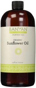 Banyan Botanicals Organic Sunflower Oil