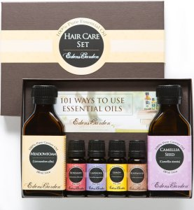 Eden's Garden Carrier & Essential Oils Gift Set