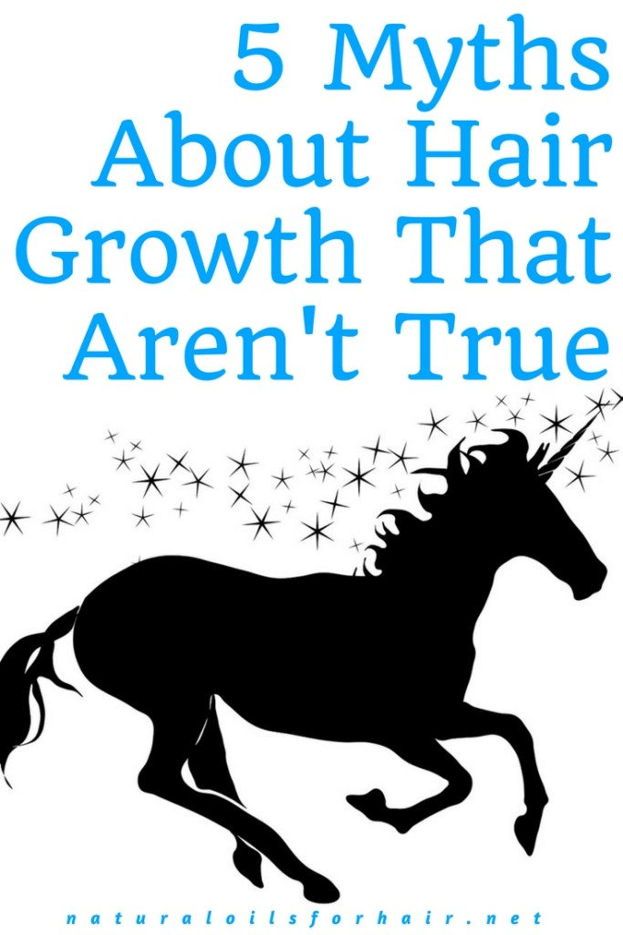 5 Myths About Hair Growth That Aren't True. We've heard it all before and here's some more.