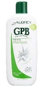 Aubrey Organics GPB Glycogen Protein Balancing Shampoo