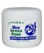 Aubrey Organics, Hair Rescue, Conditioning Mask Blue Green Algae