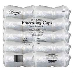 Diane Processing Caps, 100-pack