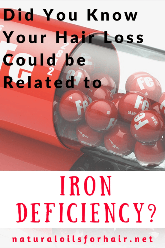 Did You Know Your Hair Loss Could be Related to Iron Deficiency?
