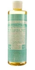 Dr Bonner's Organic Castille Soap