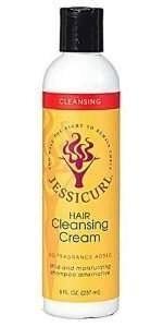 Jessicurl Hair Cleansing Cream