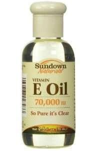 vitamin e-oil