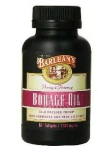 Barlean's Organic Oils Borage Oil