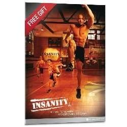 Shaun T's Insanity DVD Workout