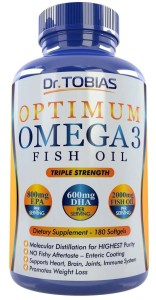 optimum Omega 3 Fish Oil Pills