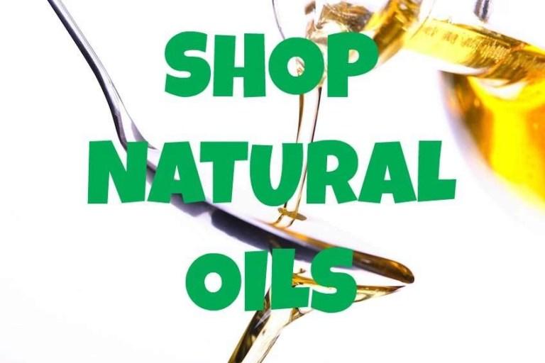 shop natural oils