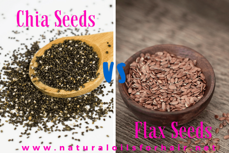 What Are the Differences Between Chia Seeds & Flax Seeds