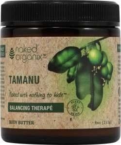 Naked Organix-Tamanu Body Butter