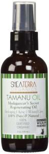 Shea Terra Organics Certified Organic Tamanu Face & Body Oil