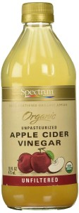 Spectrum naturals organic apple cider vinegar