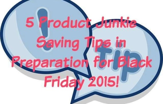 savings tips for black friday 2015