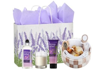 Heavenly Retreat Gift Set - Bath & Body Works Stress Relief Eucalyptus Tea