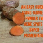 An Easy Guide to Using Turmeric Powder for Acne Spots & Hyperpigmentation