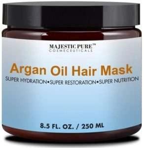 Majestic Pure Argan Oil Hair Mask
