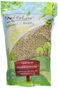 Food To Live ® Organic Sunflower Seeds