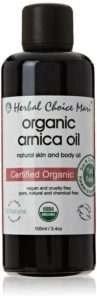 Herbal Choice Mari Organic Arnica Oil