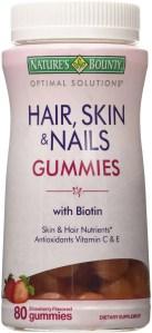 Nature's Bounty Chewable Biotin Gummies
