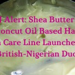 PJ Alert: Shea Butter & Coconut Oil Based Hair & Skin Care Line Launched by British-Nigerian Duo