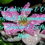 5 Conditioner & Oil Cocktails Recommended for Shinier & Softer Hair