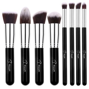 Bestope Make Up Brush Set (8 Pieces)