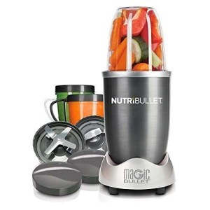 Magic Bullet NutriBullet 12-Piece Blender/Mixer System