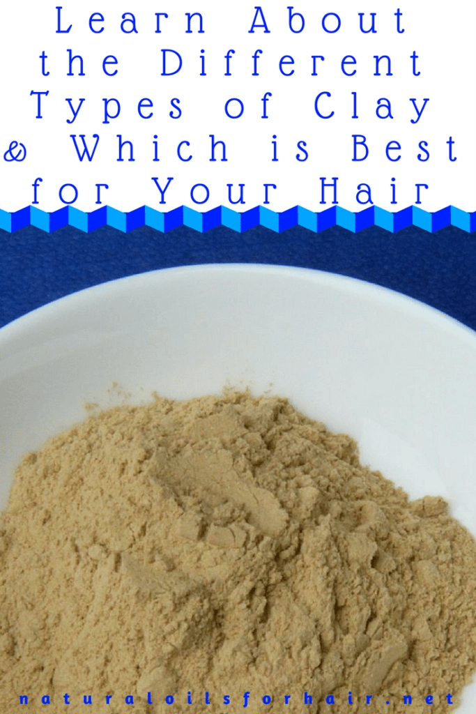 Learn About the Different Types of Clay & Which is Best for Your Hair