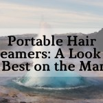 Portable Hair Steamers: A Look at the Best on the Market