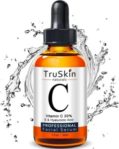 TruSkin Naturals Vitamin C Serum for Face