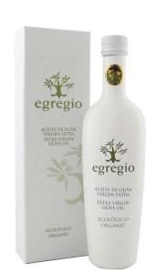 Egregio Ecologico Organic Extra Virgin Olive Oil